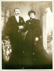 Huwelijksportret, 1905