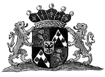 Wapenschild 1716 baronie