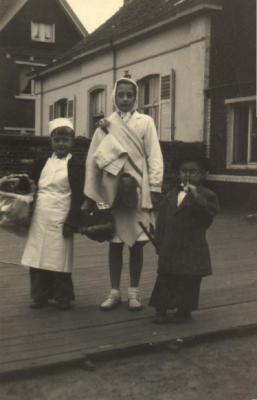 Braderie 1954 - Carnavalsvierders