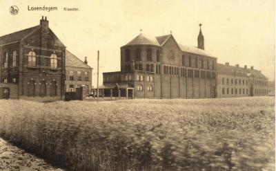 Klooster te Lovendegem