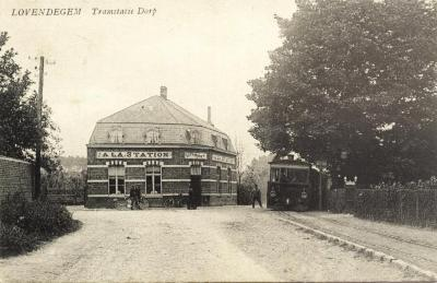 Café A la station - Diepestraat