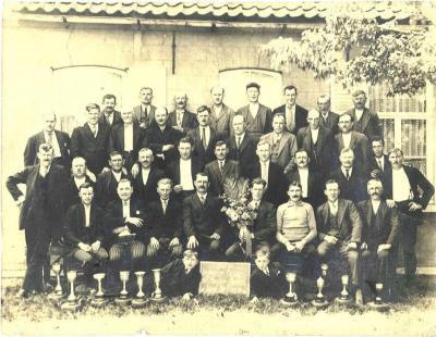 Koningviering, Jozef De Pauw, 1935-1936, Bassevelde