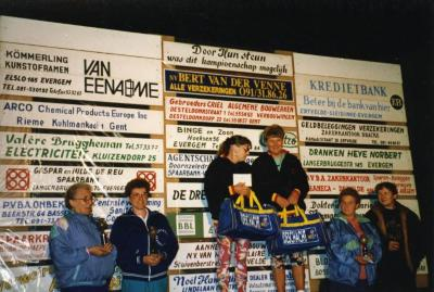 Kampioenschap van Belgie - krulbol -Doornzele - 1993