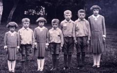 Portretfoto Familie Standaert