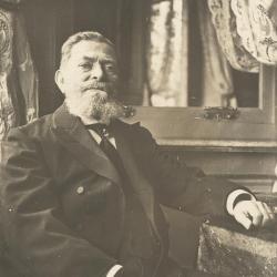 Portret van Herman Enke, ca. 1913
