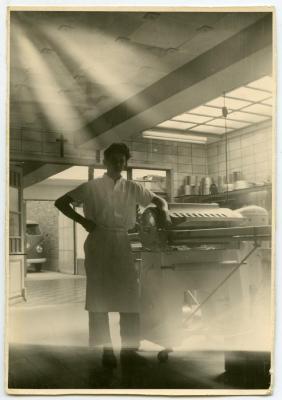 Bakker Boudewijn Van de Veire, Eeklo, 1960