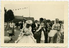 Braderie Molendreef Lovendegem, ca. 1962