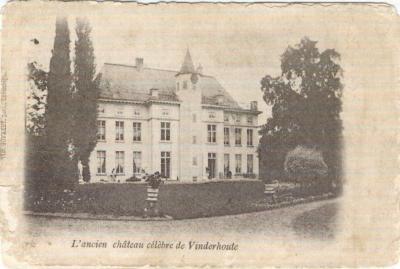 Kasteel van Vinderhoute