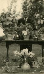 Huldiging krulbolder, Tack Robert, Ertvelde, 1951