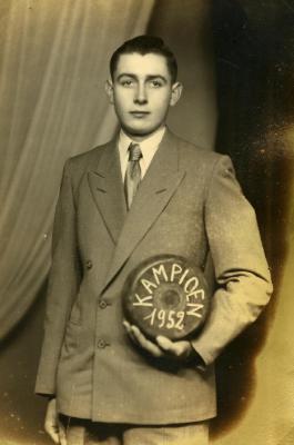 Kampioen krulbol, Willy De Baets