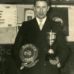 Kampioen krulbol Neyt Laurent, 1959