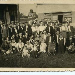 Groep krulbolders, Ertvelde, ca. 1930