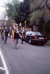 Nationale viering oud strijders