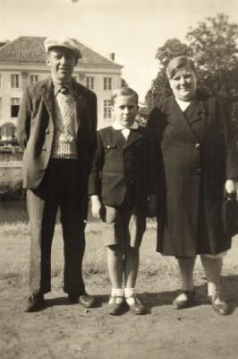 Achiel Coppens, Daniël, Elza Van Wynsberghe