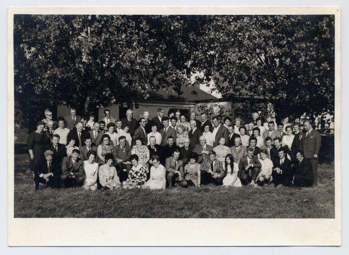 50 jaar jubileum Boerenbond Sint-Margriete