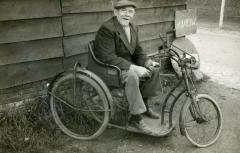 Voorloper handbike
