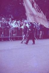 KWB optoch met vlag