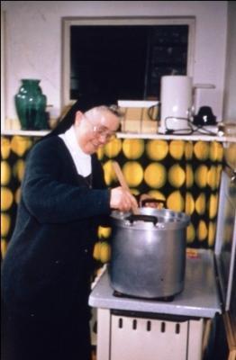 Koken op gasvuur
