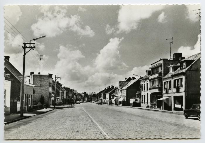 Stationsstraat, Waarschoot