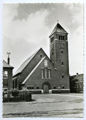 Sint-Mauruskerk, Zomergem