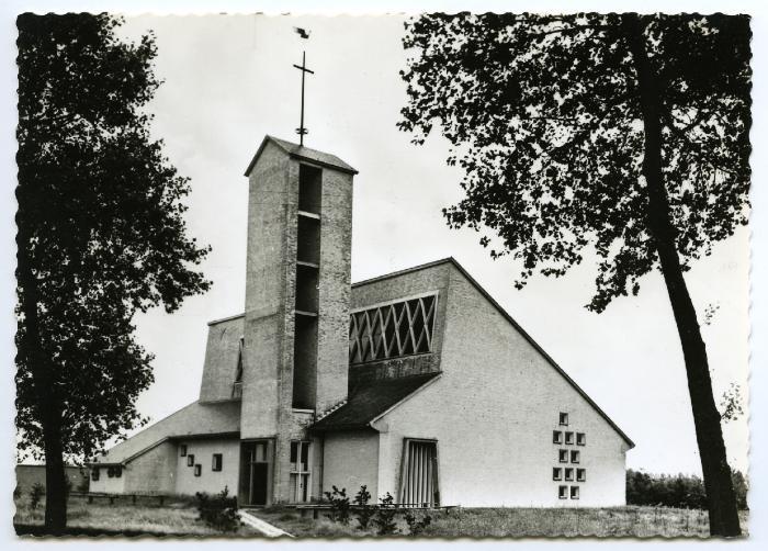 Sint-Jozefskerk, Waarschoot
