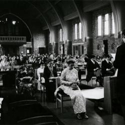 Huwelijksmis van Paul Van Heysbroeck en Ann Dierkens (III), 1971