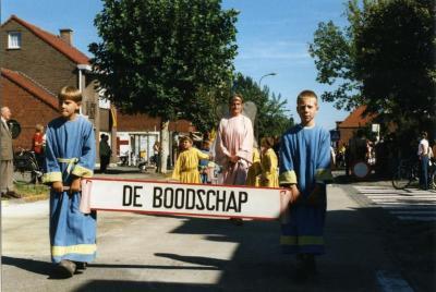 De Boodschap in de processie van Rieme, 2003