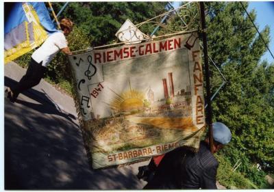 Fanfare in de processie van Rieme, 2003
