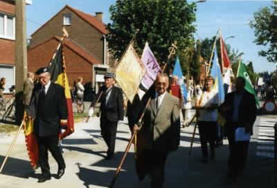 Verenigingen in de processie van Rieme, 2003