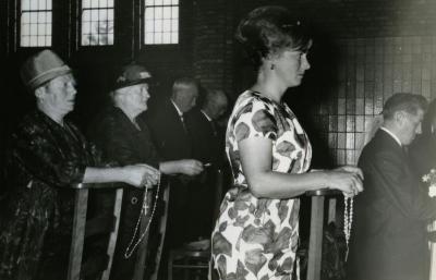 Huwelijk Moens-Boone(VI), 1964