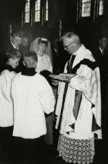 Huwelijk Moens-Boone (III), 1964