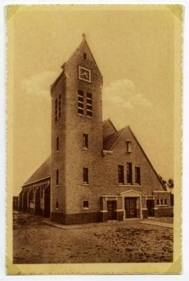 Eerste parochiekerk van Rieme (I)