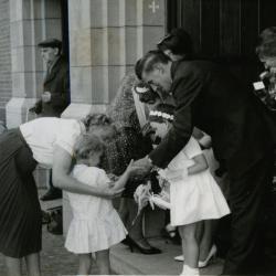 Huwelijk Moens-Boone (IX), 1964
