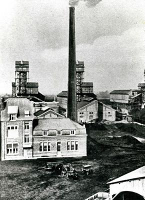 Directeurswoning, Zelzate, 1912