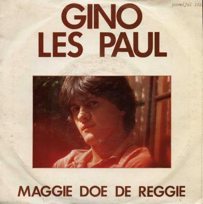 Single-hoes Gino les Paul, Zomergem, 1980-1985