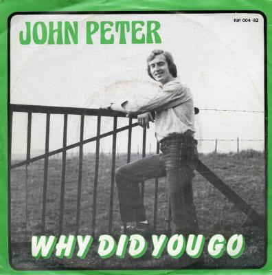 Single-hoes John Peter en Marco Cylino, Zomergem, 1980-1990