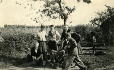 Groep krulbolders, Adegem