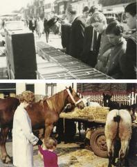 Jaarmarkten in jaren '60 en '70