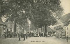 Kerekermis - De Kere in het begin van de 20e eeuw.