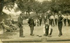Groep krulbolders - 1917