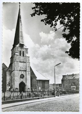 Parochiale Kerk, Waarschoot