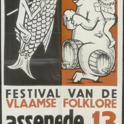 Festival van de Vlaamse folklore Assenede