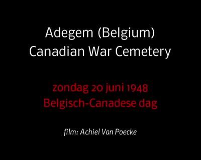 Belgisch-Canadese dag