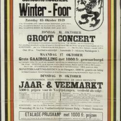 Winterfoor Assenede