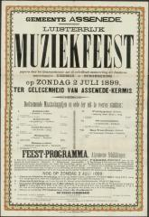 Luisterrijk muziekfeest Assenede