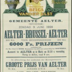 AELTER-BRUSSEL-AELTER