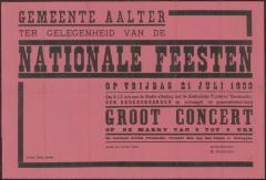 Nationale feesten Aalter