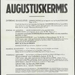 AUGUSTUSKERMIS Maria - Aalter