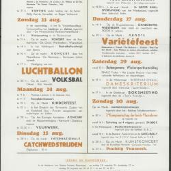 Programma 1964 Eeklo