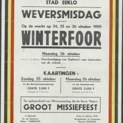 Winterfoor Stad Eeklo